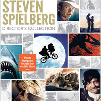 Steven Spielberg Director's Collection Blu-ray Used