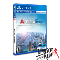 A-Train Express (Limited Run) PS4 New