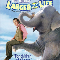 Larger Than Life (Full Screen) DVD Used