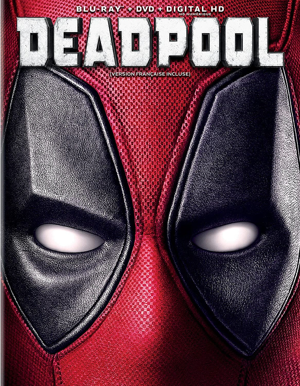 Deadpool Blu-ray Used