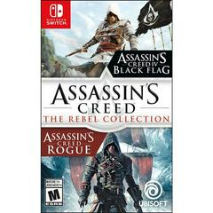 Assassin's Creed: The Rebel Collection (Cartridge Only) Switch Used