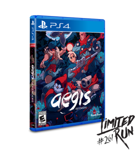 Aegis Defenders (Limited Run) PS4 New