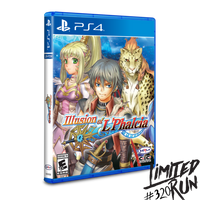 Illusion of L'Phalcia (Limited Run) PS4 New