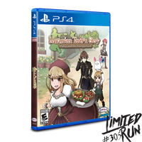 Marenian Taven Story (Limited Run) PS4 New