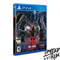 Stranger Things 3: The Game (Limited Run) PS4 New