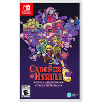 Cadence of Hyrule Switch New