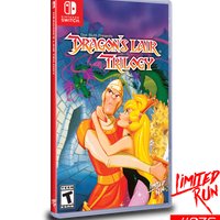 Dragon's Lair Trilogy (Limited Run) Switch New
