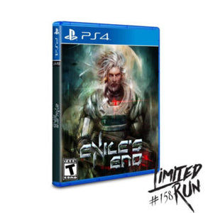 Exiles End (Limited Run) PS4 New