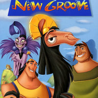 Emperor's New Groove DVD Used