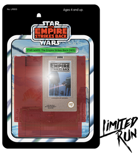 Star Wars: The Empire Strikes Back Classic Edition (Limited Run) NES New