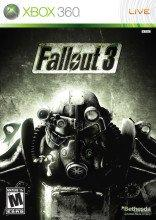 Fallout 3 (No Manual) Xbox 360 Used
