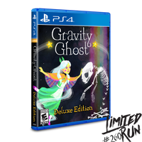 Gravity Ghost (Limited Run) New