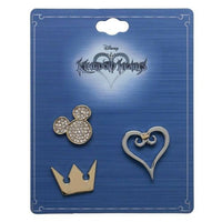 Kingdom Hearts Pin Set