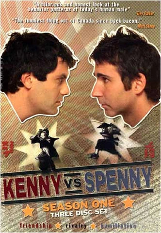 Kenny vs Spenny Season One DVD Used