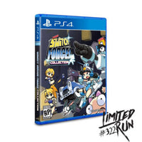 Mighty Switch Force Collection (Limited Run) PS4 New