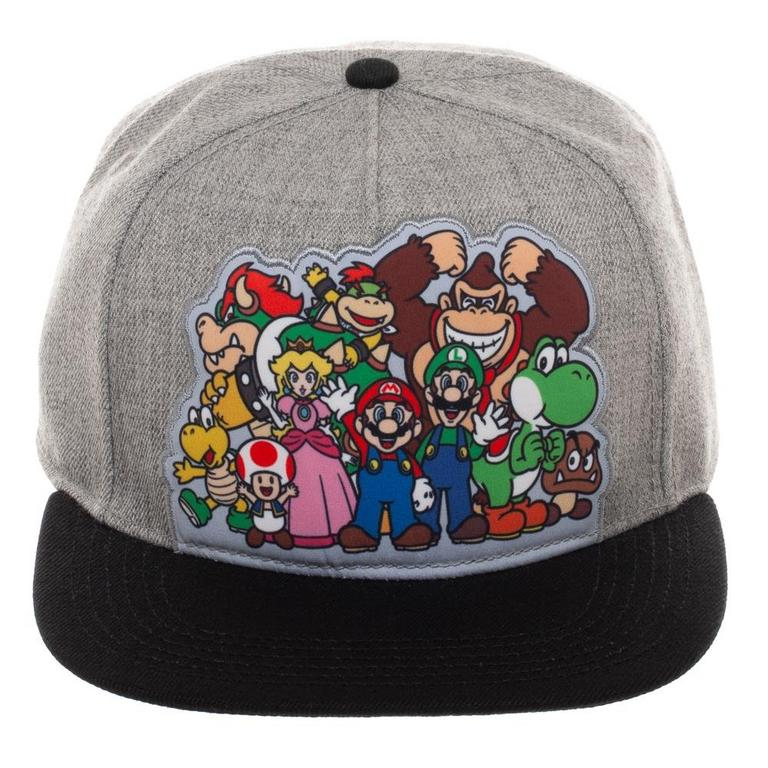 Super Mario Group Hat
