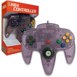 N64 Controller (Purple) (Old Skool Brand) New