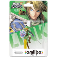 Link Super Smash Bros. Amiibo (JP Version) New