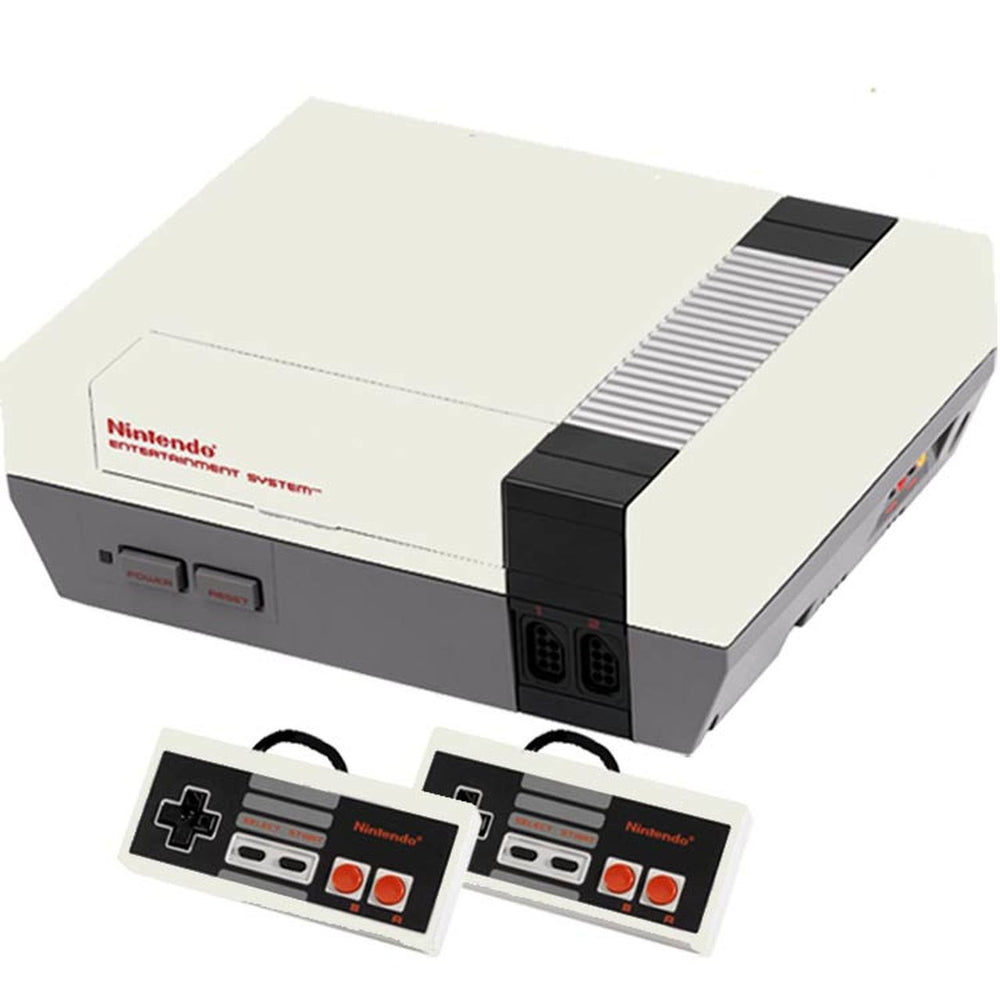 NES Console w/ 2 Controllers Used