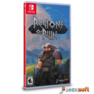 Regions of Ruin (Limited Run) Switch New