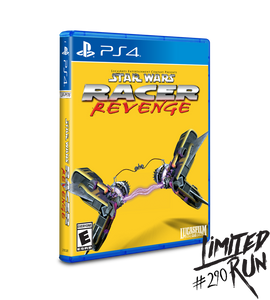 Star Wars Racer Revenge (Limited Run) PS4 New