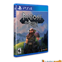 Regions of Ruin (Limited Run) PS4 New