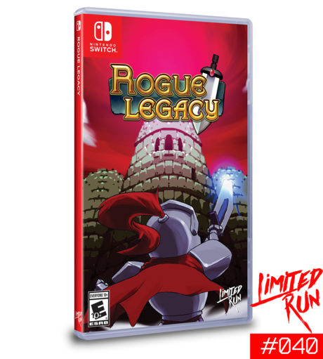 Rogue Legacy (Limited Run) Switch New