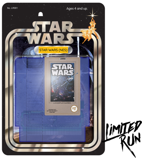 Star Wars Classic Edition (Limited Run) NES New