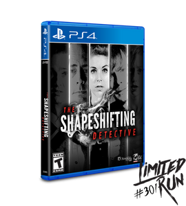 Shapeshifting Detective, The (Limited Run) PS4 New