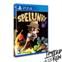 Spelunky (Limited Run) New
