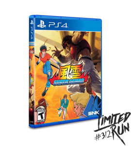Fu'un Super Combo (Limited Run) PS4 New