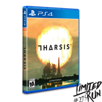 Tharsis (Limited Run) PS4 New