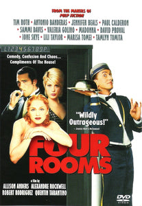 Four Rooms DVD Used