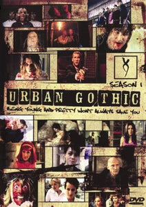 Urban Gothic Season 1 DVD Used