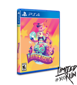 Wandersong (Limited Run) PS4 New