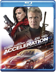 Acceleration Blu-ray Used