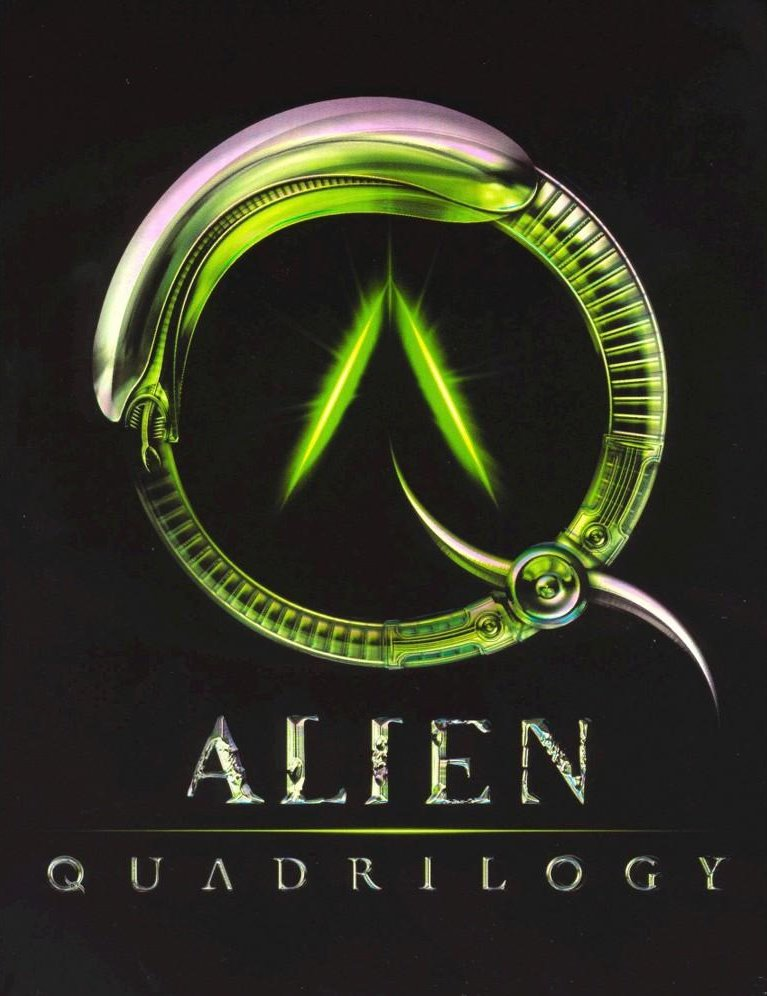 Alien Quadrilogy DVD Used