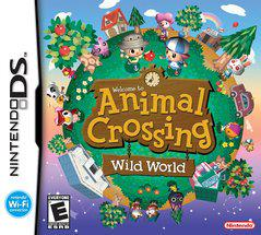 Animal Crossing Wild World (No Manual) DS Used