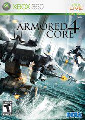 Armored Core 4 (No Manual) Xbox 360 Used