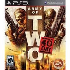 Army of Two: The 40th Day PS3 Used