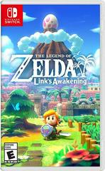 Legend of Zelda: Link's Awakening Switch New