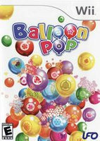 Balloon Pop Wii Used