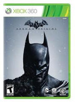 Batman: Arkham Origins Xbox 360 Used