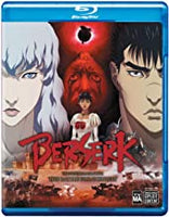Berserk: The Golden Age Arc 2 Blu-ray Used