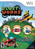 Blast Works (No Manual) Wii Used