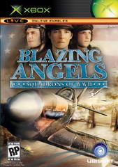 Blazing Angels Squadrons of WWII (No Manual) Xbox Original Used