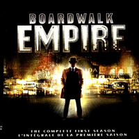 Boardwalk Empire Season 1 Blu-ray Used