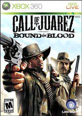 Call of Juarez: Bound in Blood Xbox 360 Used