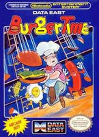 BurgerTime (Cartridge Only) NES Used