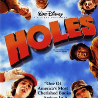 Holes DVD Used